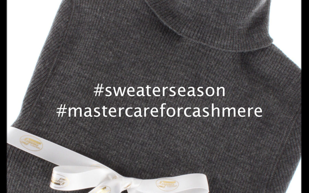 Are Your Sweaters Ready for Sweater Season?